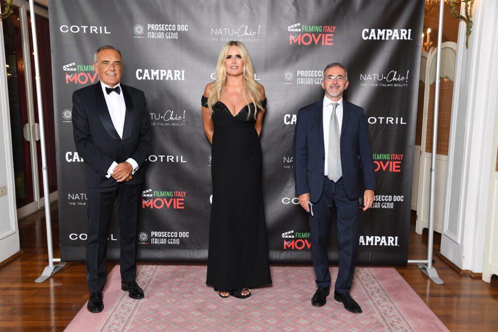 Filming Italy Best Movie Award: a Venezia saranno premiati le migliori produzioni dell'ultima stagione cineTV