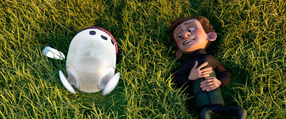 RON – UN AMICO FUORI PROGRAMMA: trailer e poster del film Disney doppiato da Lillo