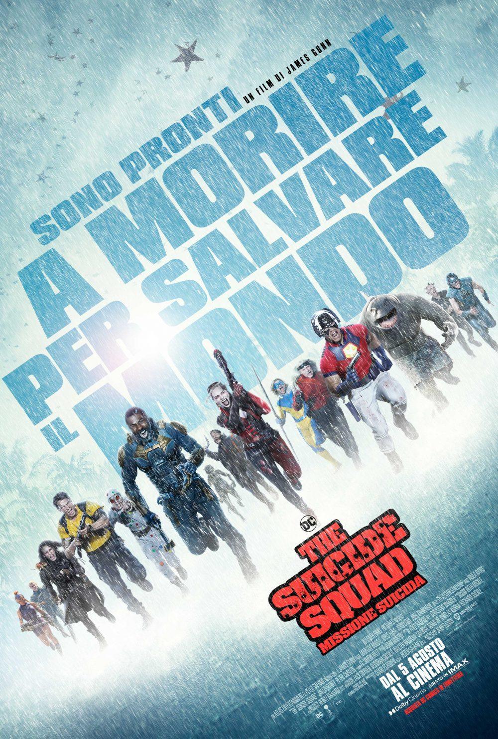 The Suicide Squad: Missione Suicida, in anteprima il nuovo trailer e poster del film
