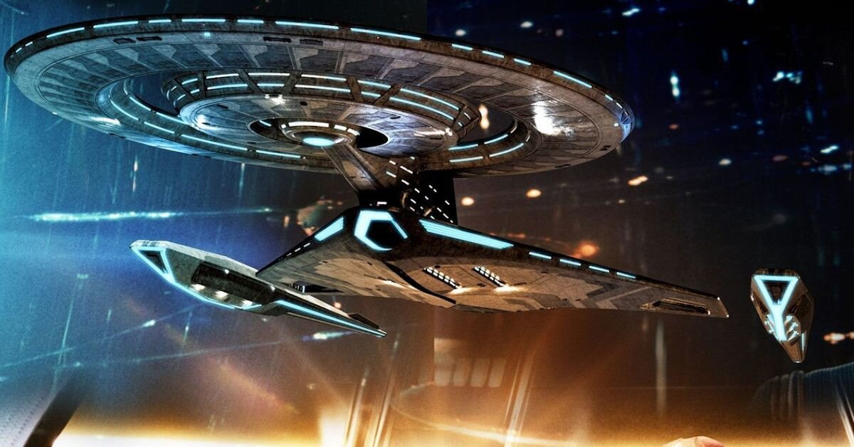 USS Discovery caratteristiche