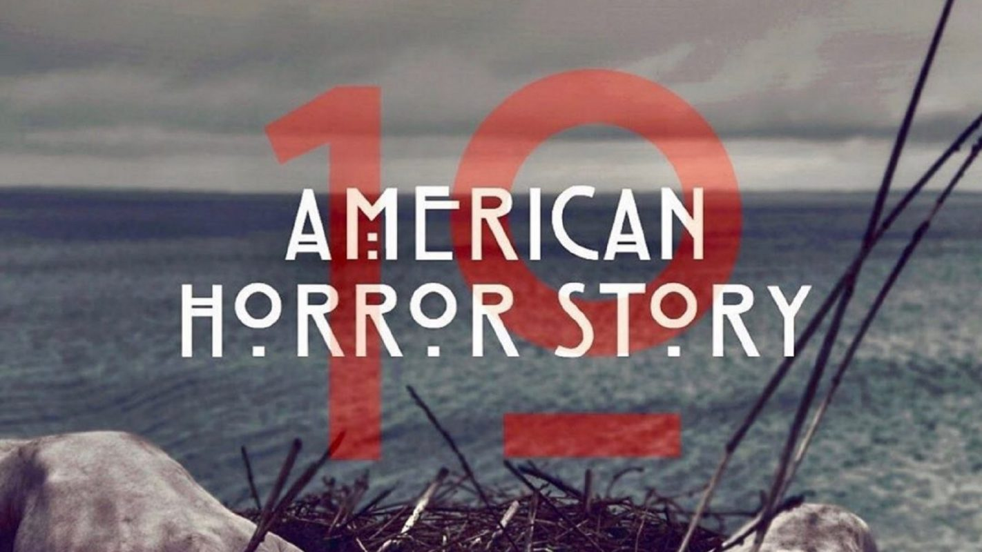 american horror story double feature poster