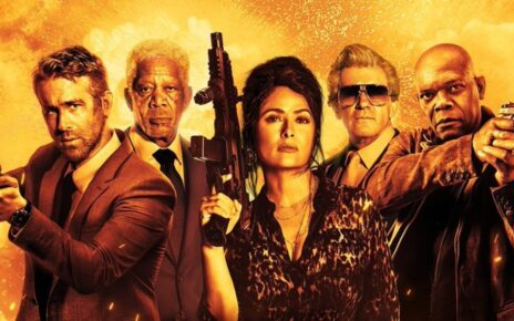 the hitman's wife's bodyguard box office usa