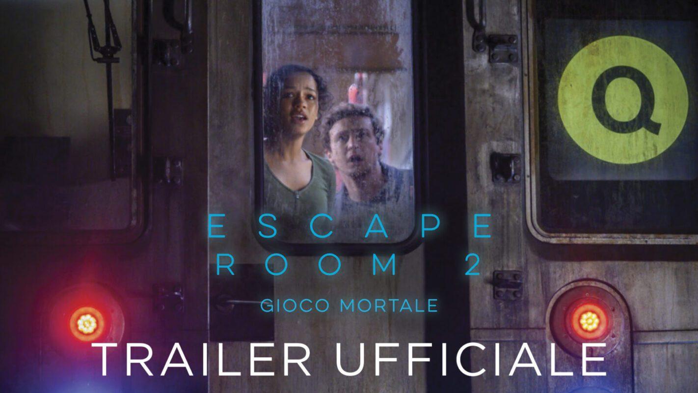 escape room 2 gioco mortale trailer