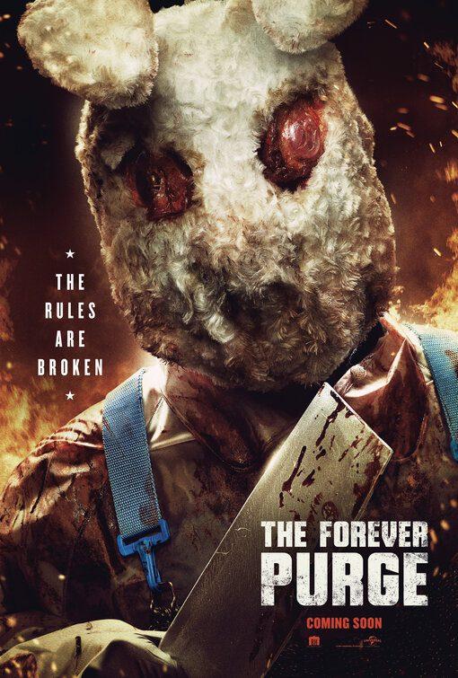 Il male dietro una maschera: ecco i poster di La Notte del Giudizio per Sempre