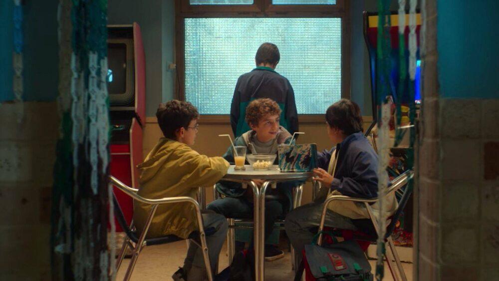 Generazione 56k: la prima serie tv con i The Jackal per Netflix
