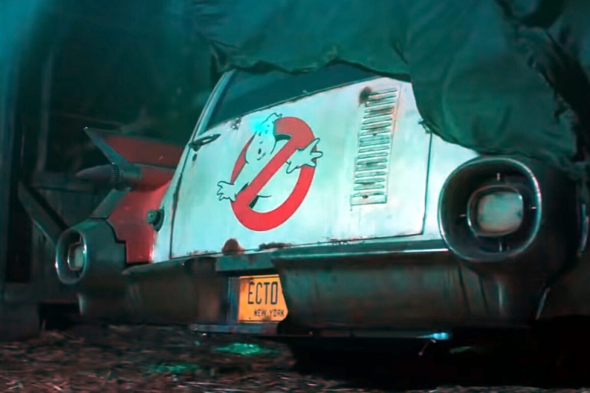 ghostbusters: legacy featurette