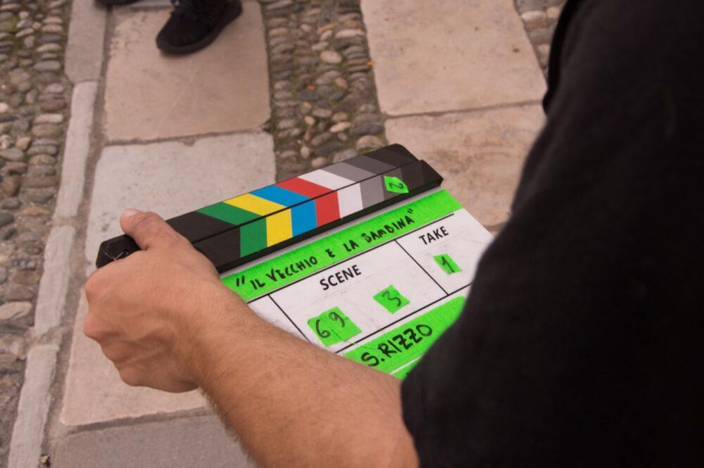 IL VECCHIO E LA BAMBINA: al via le riprese del film di Sebastiano Rizzo con Maria Grazia Cucinotta