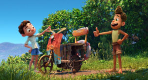 Luca, la recensione del film Pixar ambientato in Italia
