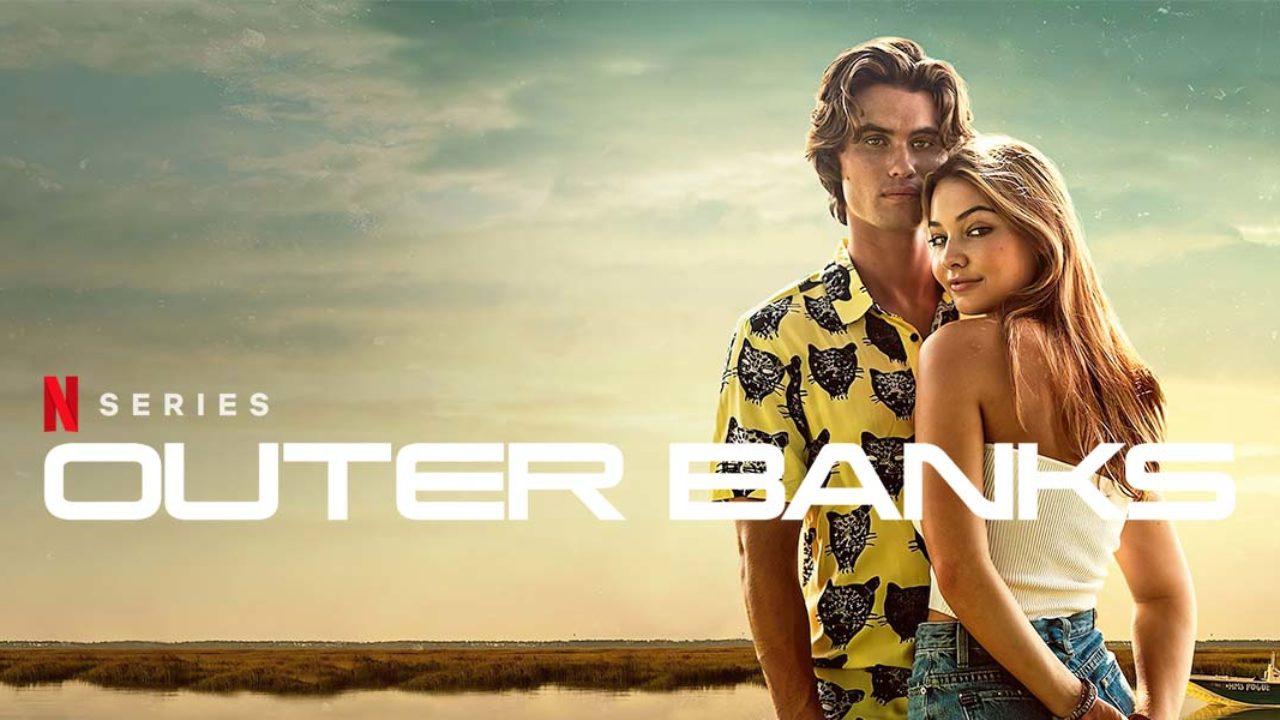 outer banks seconda stagione uscita