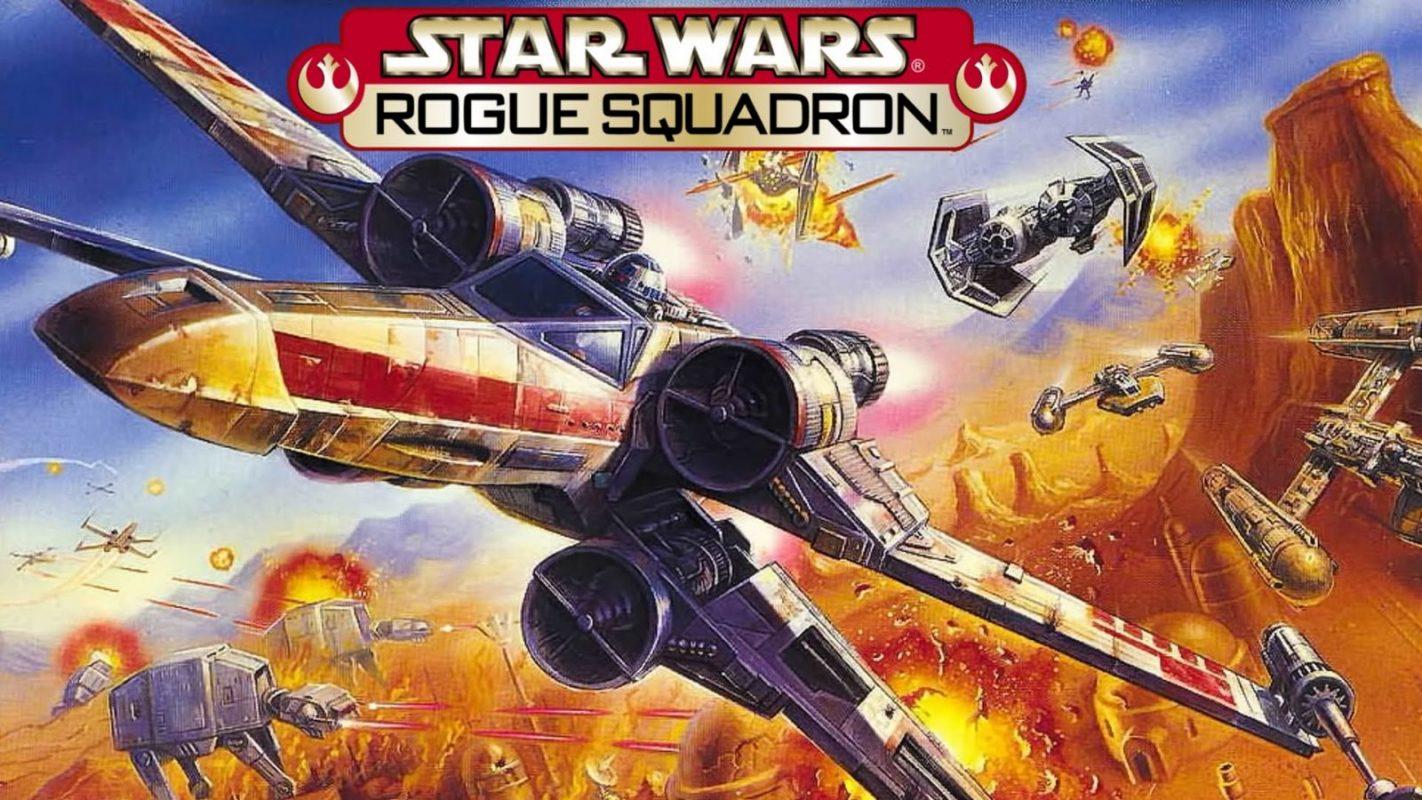 star wars rogue squadron film sceneggiatore