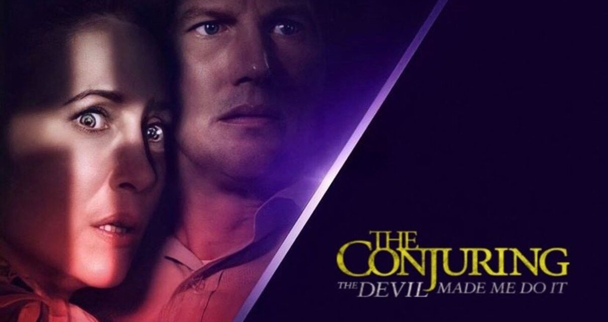 the conjuring imax