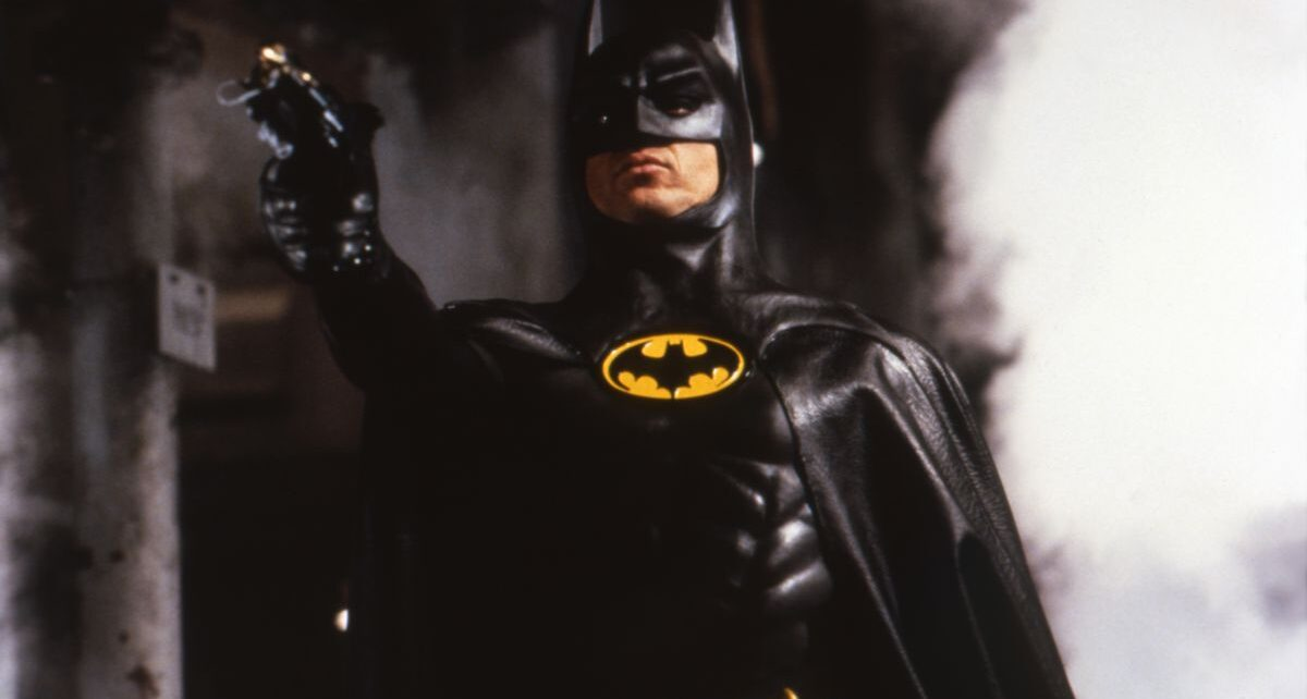 michael keaton batman - the flash