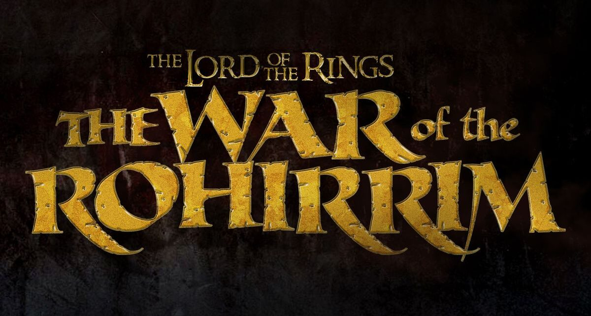 the lord of the rings - the war of the rohirrim anime