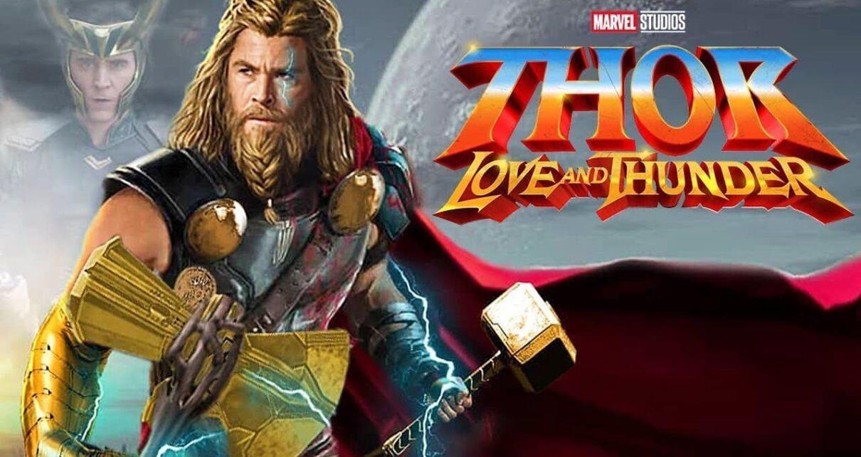 thor: love and thunder finite riprese