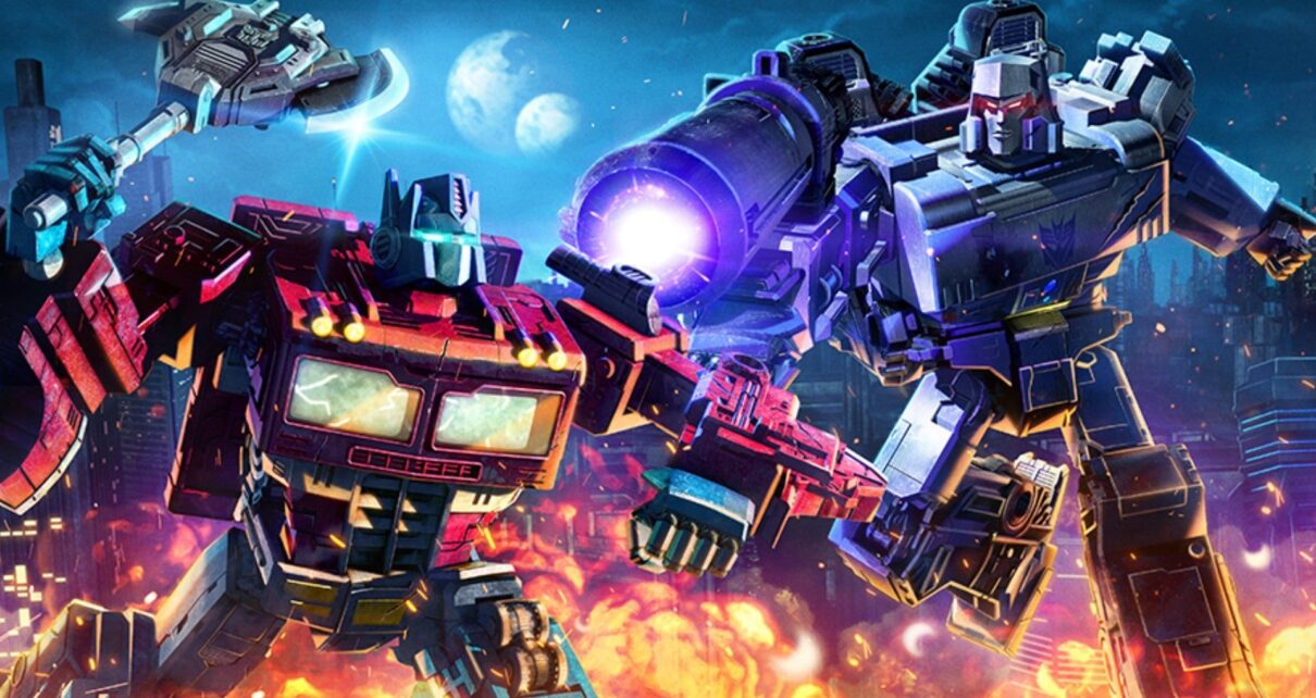 transformers: war for cybertron kingdom uscita