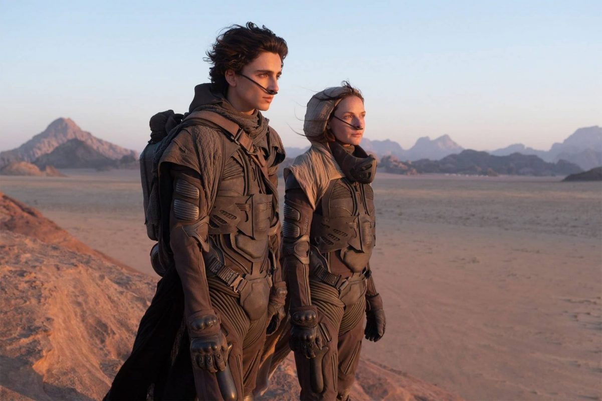 Dune evento imax