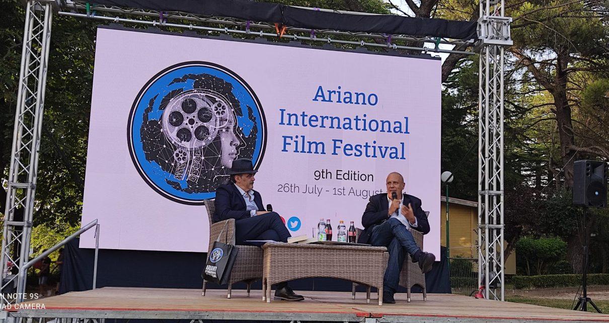 Federico Moccia all'Ariano International Film Festival