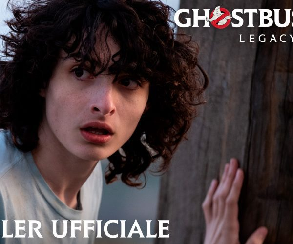 Ghostbusters Legacy nuovo trailer