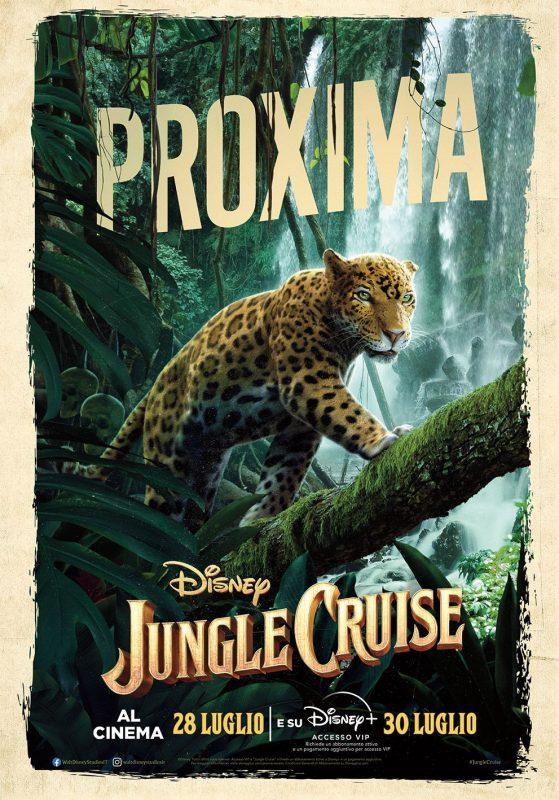 Jungle Cruise: il nuovo fantasy Disney sarà presentato in anteprima al #Giffoni50Plus