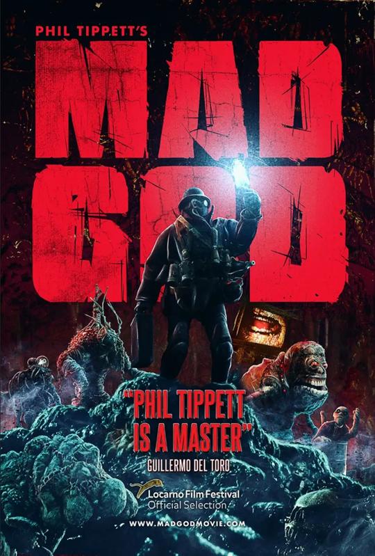 Mad God - poster
