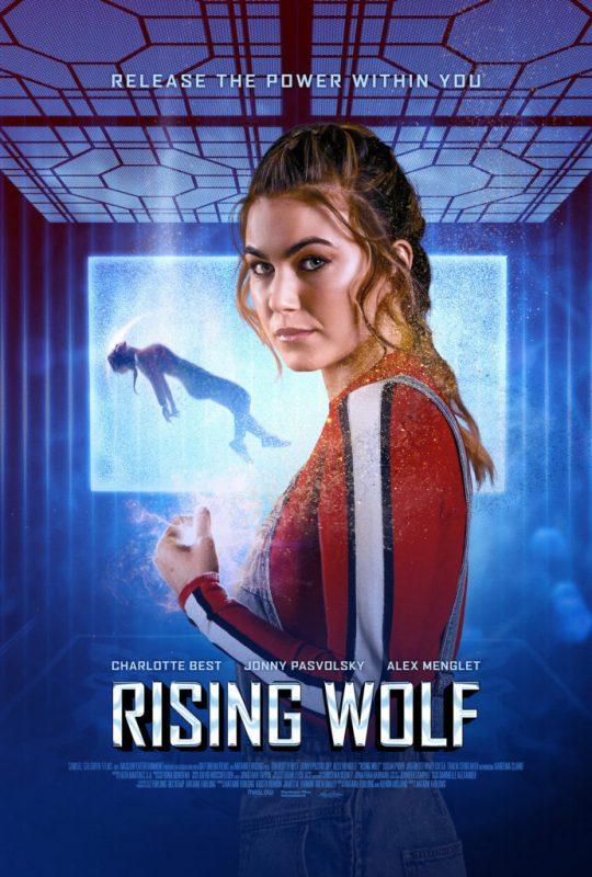 Ascendant - Rising Wolf Poster USA