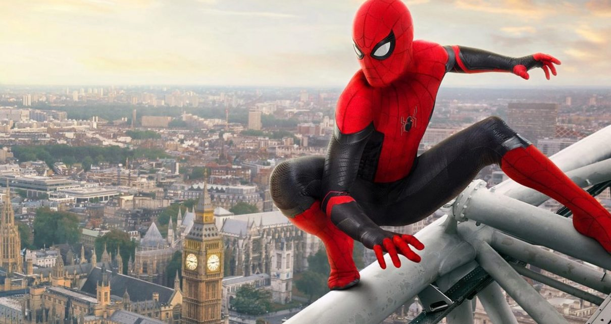 spider-man no way home costume set lego