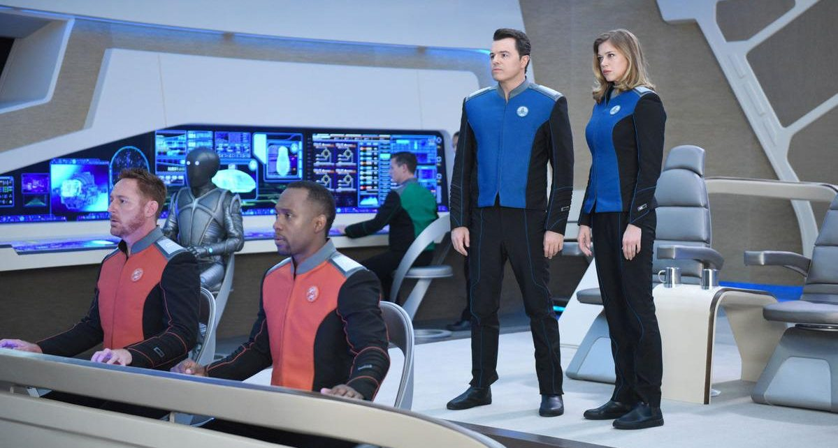 The Orville - terza stagione guest star