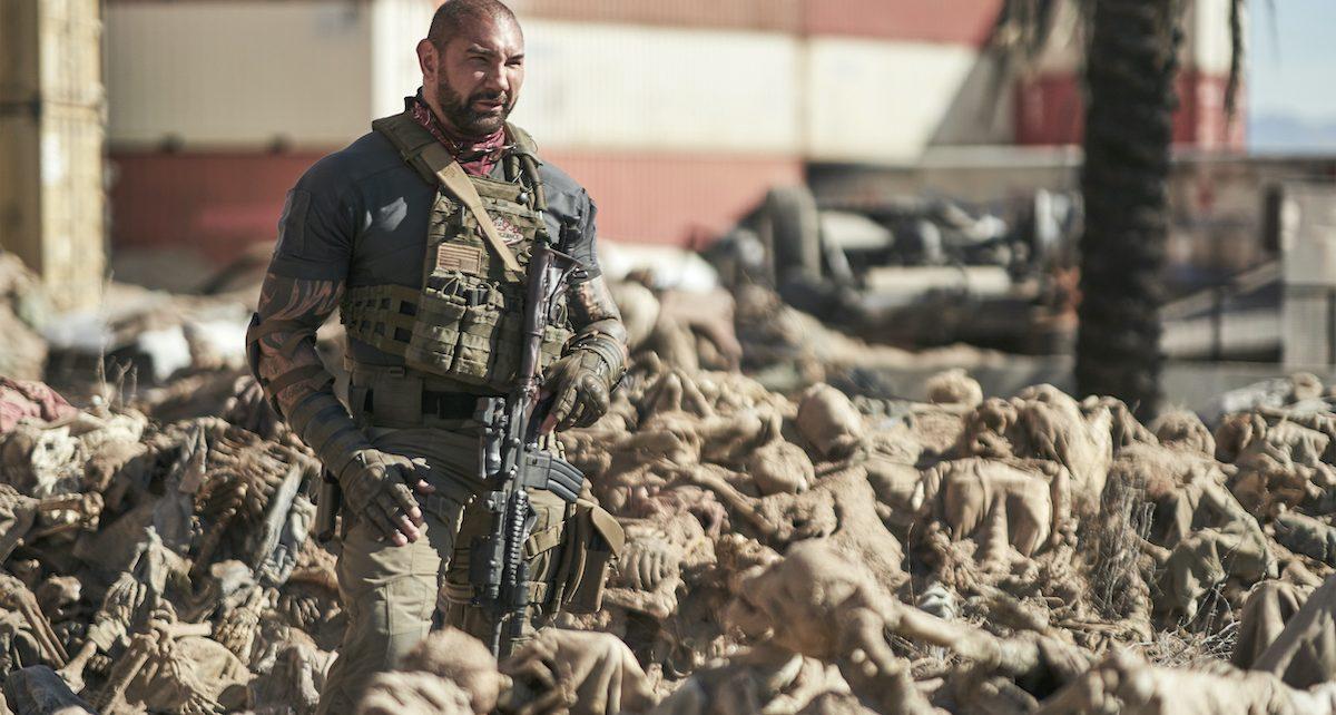 Army of the Dead sequel in produzione