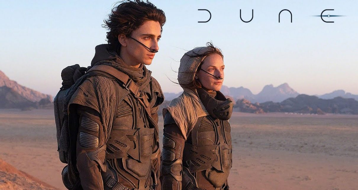 Dune Film - Nuovi Poster