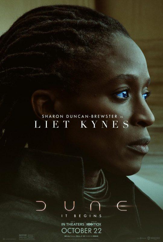 Dune: ancora nuovi characters poster per il film di Denis Villeneuve