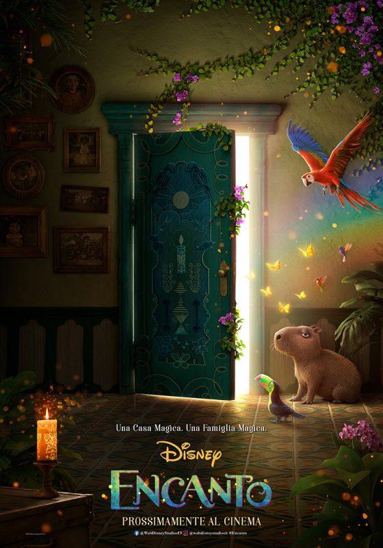 encanto film poster