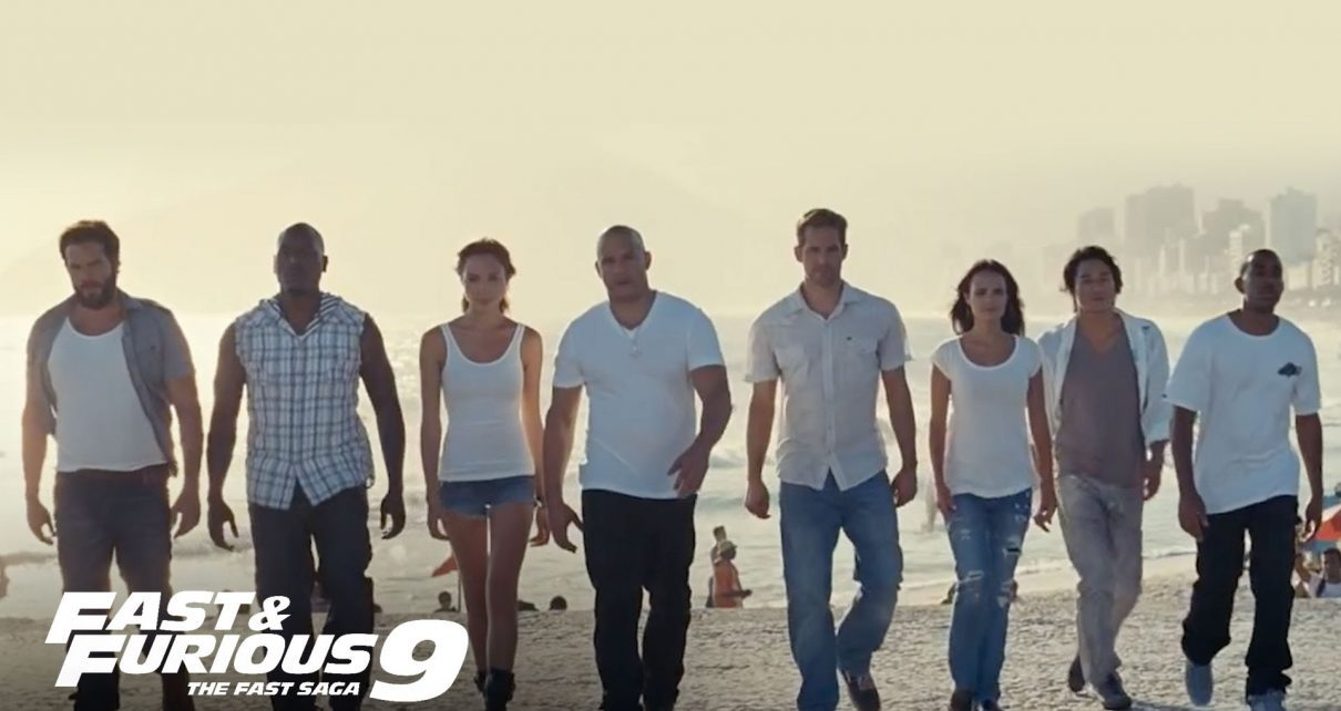 fast and furious 9 film storia