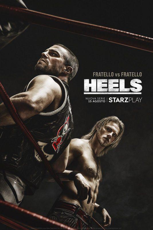 heels serie tv poster