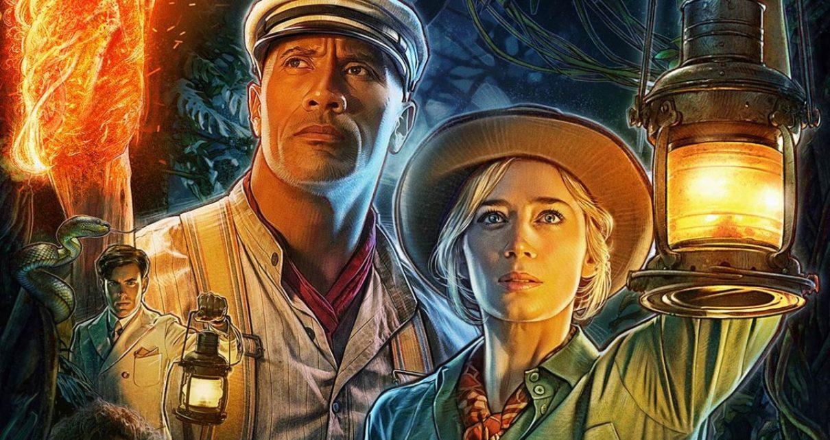 jungle cruise anteprime box office
