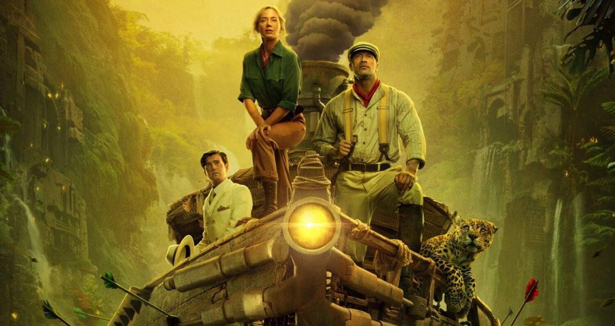 jungle cruise - box office venerdì