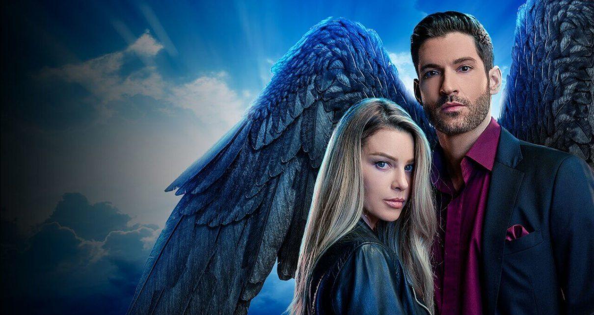 Lucifer sesta stagione - foto dal set