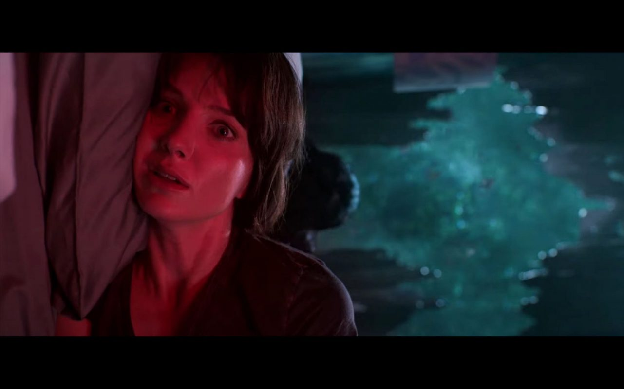 Malignant film Trailer