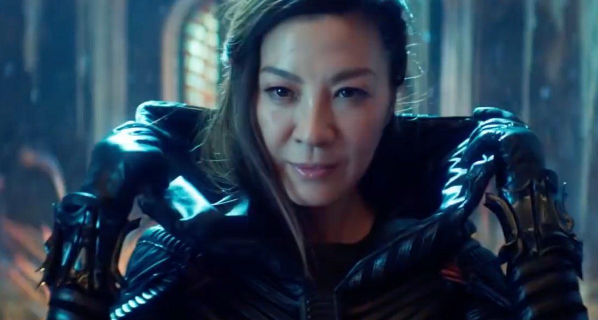 the witcher blood origin - Michelle Yeoh nel cast