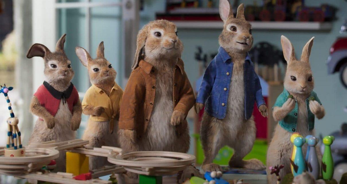 Peter Rabbit 2 recensione