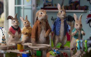 La recensione di Peter Rabbit 2: un birbante in fuga