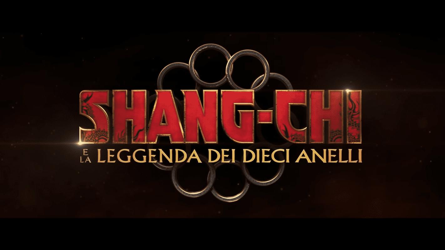 shang-chi e la leggenda dei dieci anelli nuovo promo