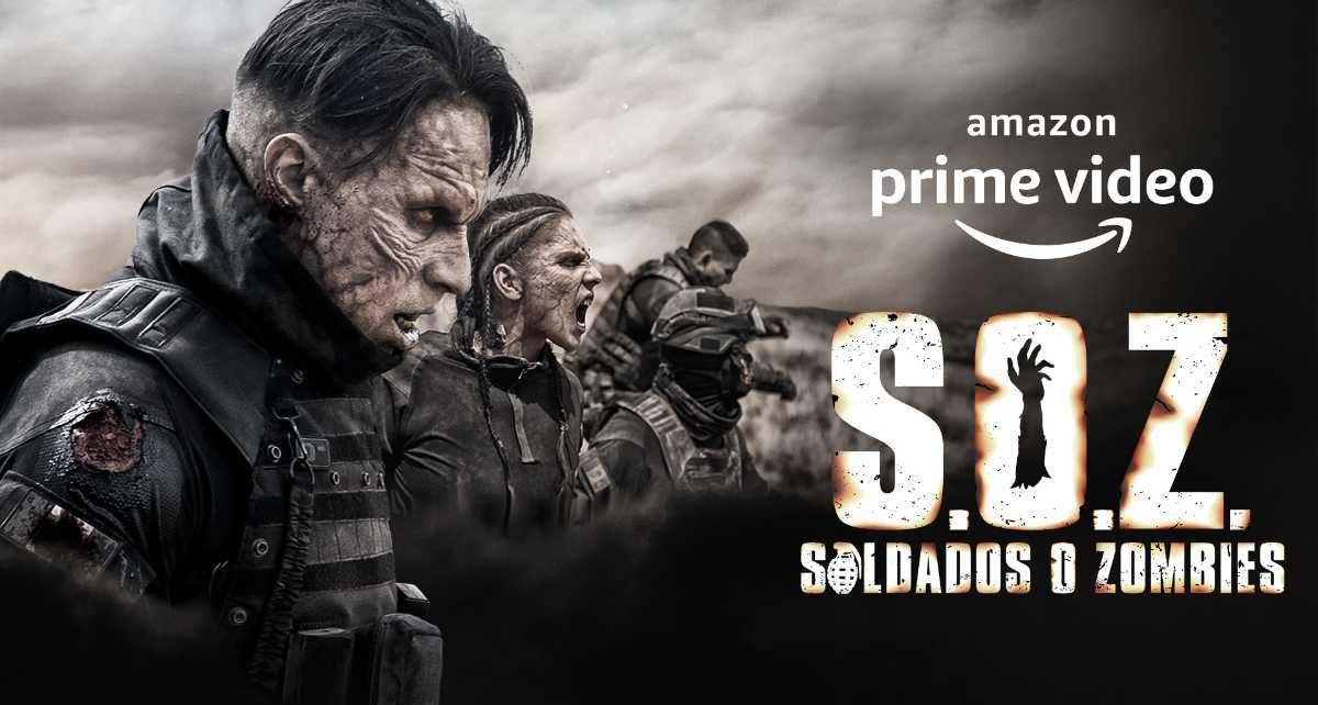 S.O.Z. serie prime video trailer