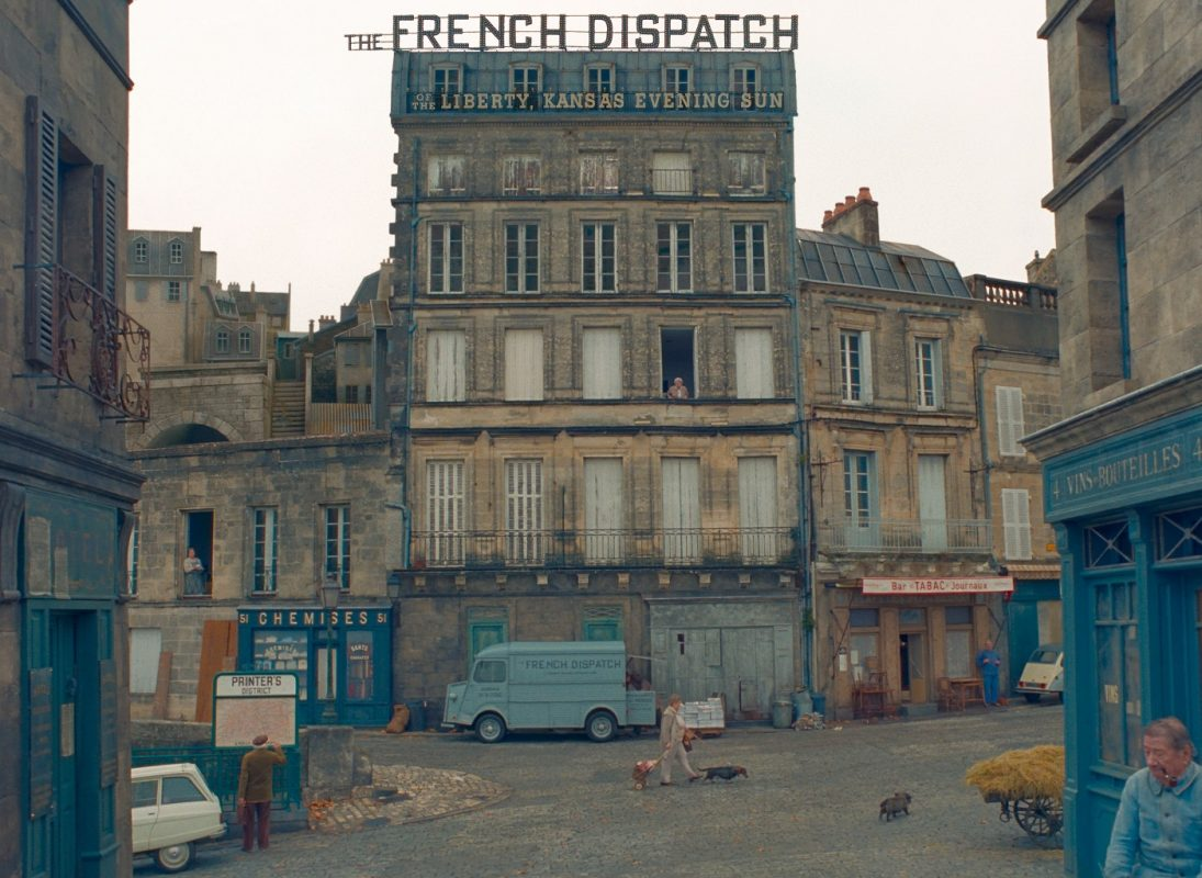 the french dispatch film trailer