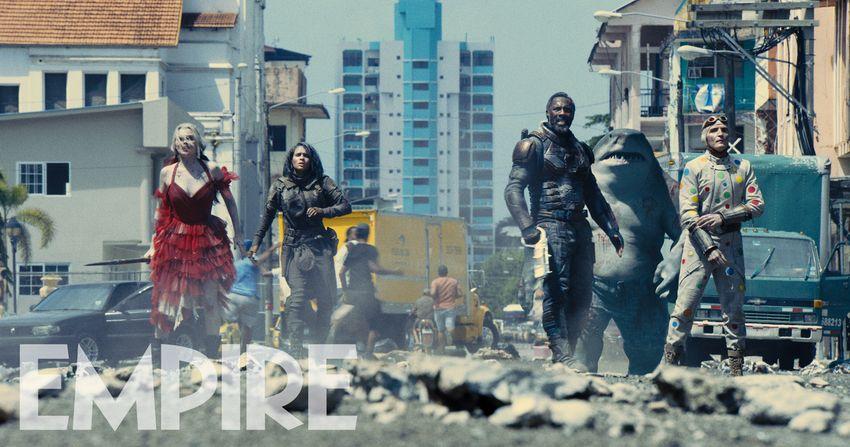 The Suicide Squad: Cover e nuove immagini da Empire Magazine