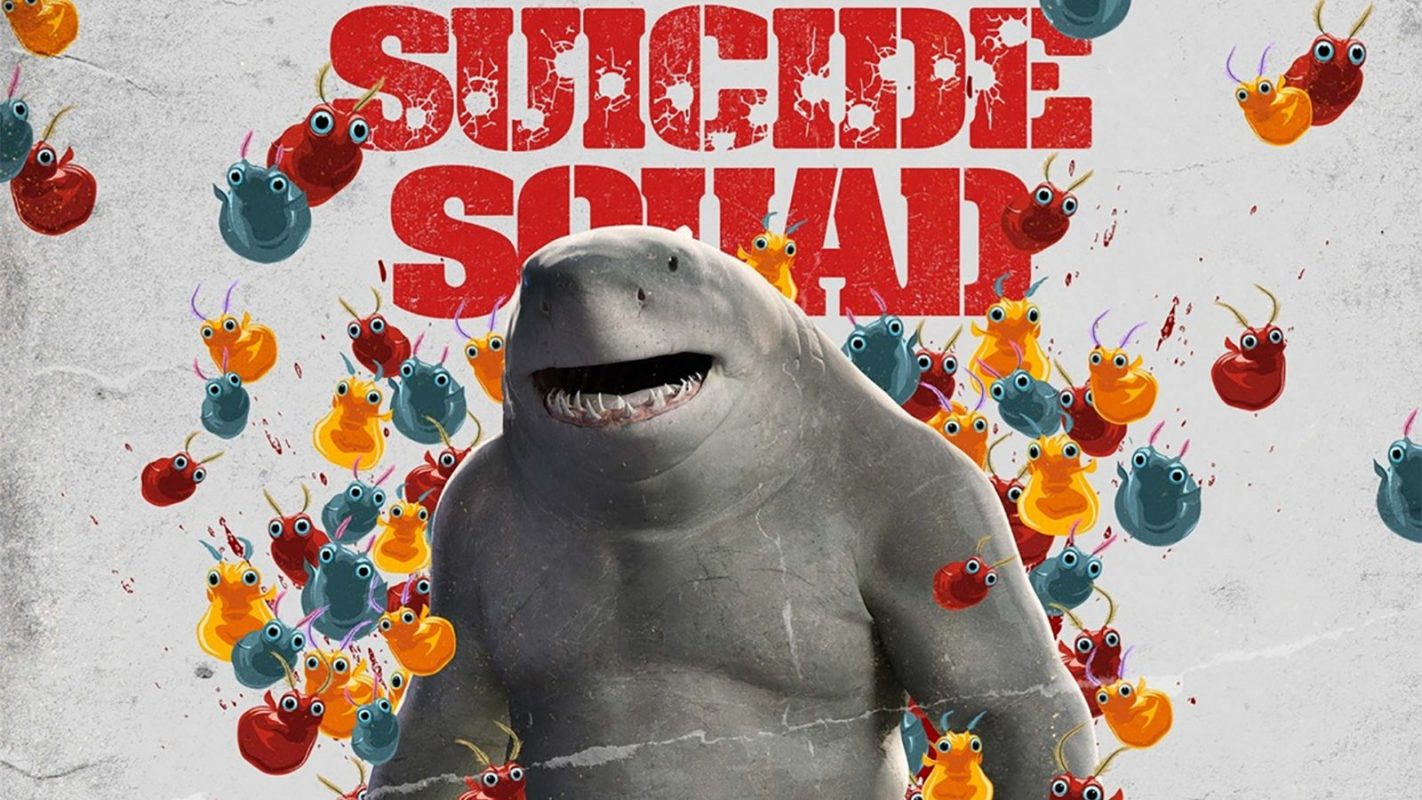 the suicide squad - promo king shark