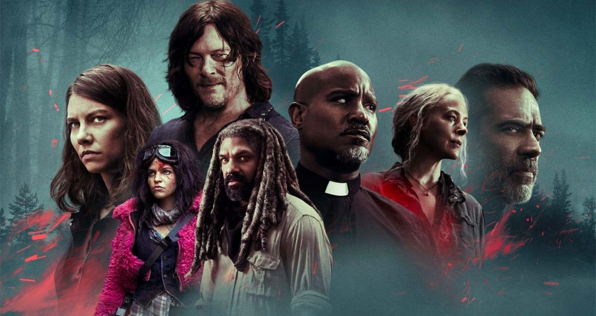 The Walking Dead Disney+ agosto