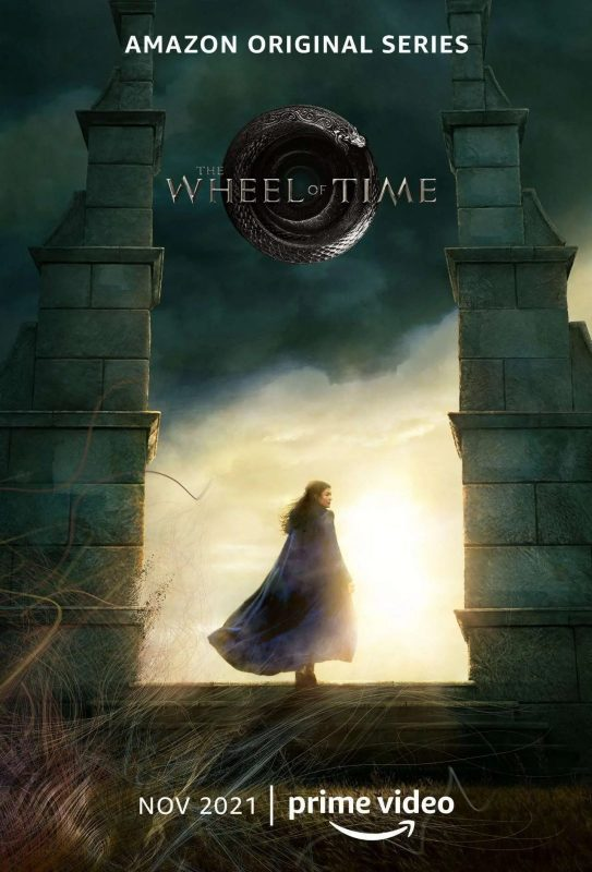 The Wheel of Time Serie tv Poster