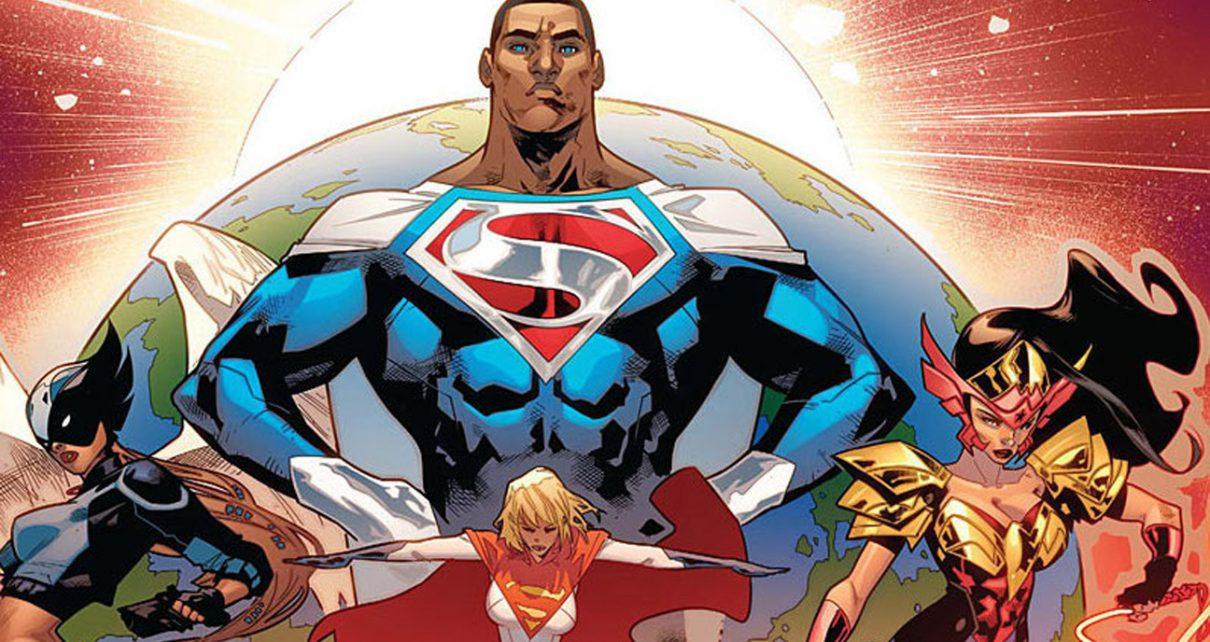 Val-Zod avrà una mini-serie con Michael B. Jordan