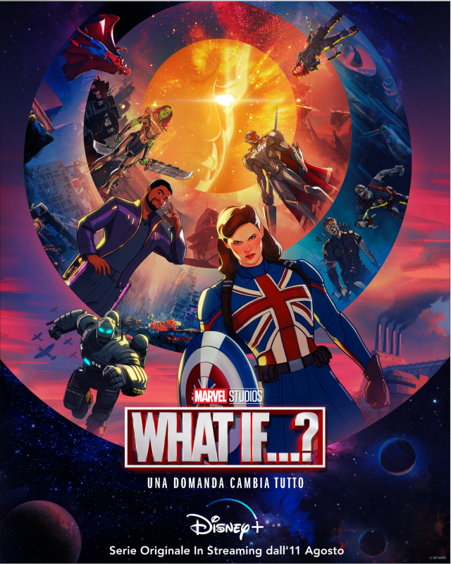 what if...? poster italiano