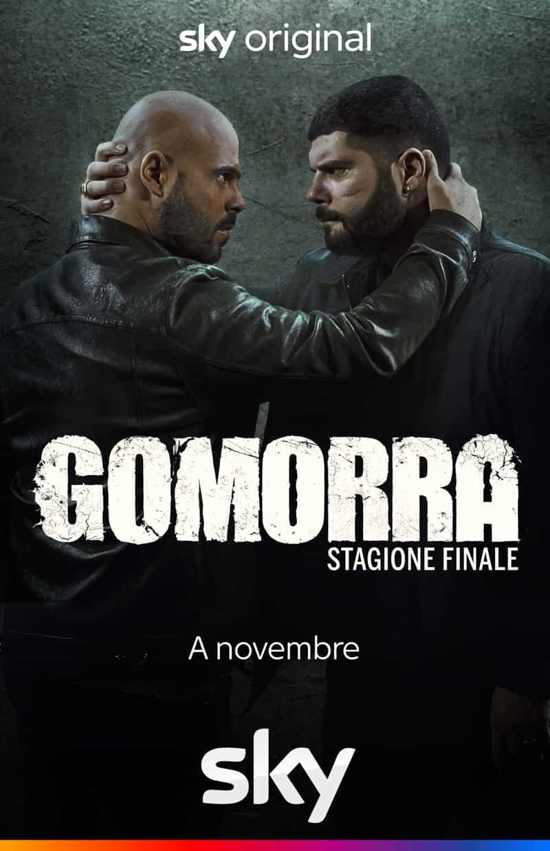 Gomorra 5, la resa dei conti nel teaser trailer e poster della stagione finale